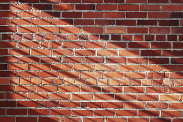 brick wall masonry